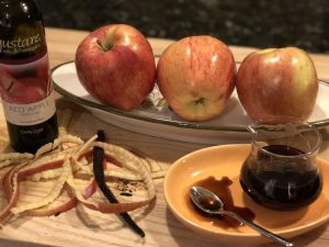 Red Apple Balsamic Syrup