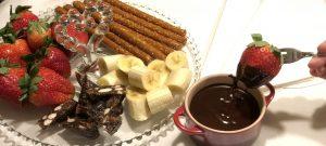 Chocolate-Espresso Fondue
