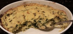 Colcannon – Baked and Golden