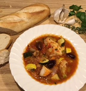 Cape Cod Fish Stew