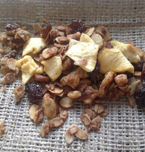 Red Apple Balsamic Granola