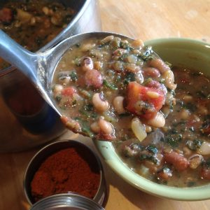 Hearty 13-Bean Soup